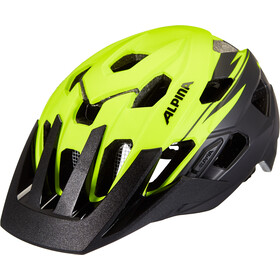 Alpina Anzana L.E. Casque, be visible-black